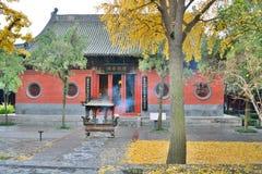 White Horse Temple. Luoyang, Henan. China Stock Image