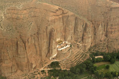White Horse Temple in Qinghai mutual aid county Stock Image