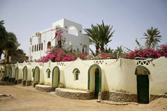 Free White Hotel On The Sea Front Royalty Free Stock Photos - 3193368