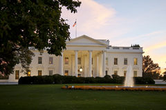 The White House royalty free stock image