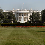 White House Royalty Free Stock Photo