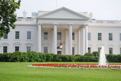 White House Royalty Free Stock Image