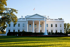 The White House Royalty Free Stock Photos