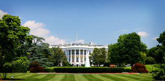 White House. In Washington, D.C. USA Royalty Free Stock Images