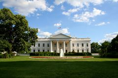 White house Stock Photos