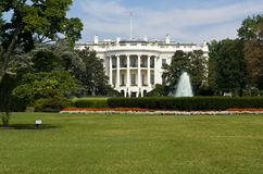 White House Royalty Free Stock Photography