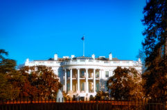 White House building Stock Images