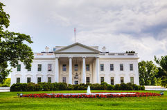 The White House building in Washington, DC Stock Photos