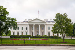 The White House building in Washington, DC Royalty Free Stock Images