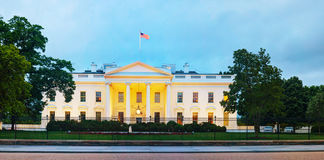 The White House building in Washington, DC Royalty Free Stock Image