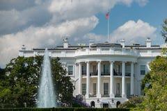 White House building in Washington DC Stock Photo