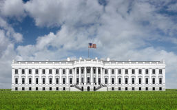 White House Executive Expansion Royalty Free Stock Images