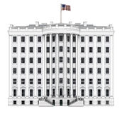 White House Executive Expansion Stock Images
