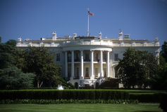 White House facade Royalty Free Stock Images