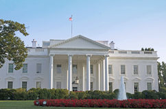 White House. The White house, Home of the President of the United State of America Stock Images