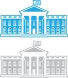 White House Royalty Free Stock Photo