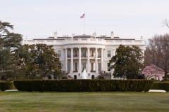 White House Lawn Royalty Free Stock Photos