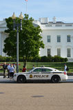 White House Lockdown After Drone Incident Stock Photography