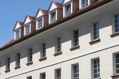 White house, opole city, poland Royalty Free Stock Photos