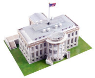 The White House. Stock Photos