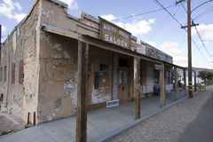 White House Saloon. Old West Saloon - Randsburg California Royalty Free Stock Photography