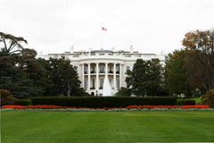 White House from the South Stock Image