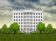 White House Tower Stock Images