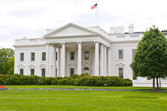 White House in USA capital Washington, DC Stock Images