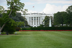 The White House Royalty Free Stock Photography