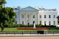The White House in Washington D.C. Royalty Free Stock Photo