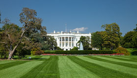 White House, Washington D.C. Stock Photography