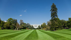White House, Washington D.C. Royalty Free Stock Photo