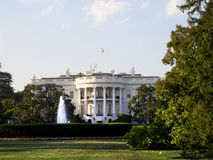 The White House, Washington DC Royalty Free Stock Photography