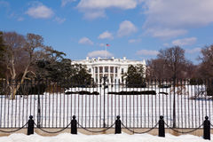 The White House, Washington DC Stock Image
