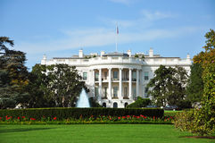 The White House, Washington DC Royalty Free Stock Photography