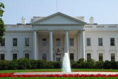 White House Washington DC Royalty Free Stock Image