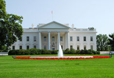 White House Washington DC Royalty Free Stock Images