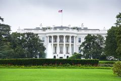 White House in Washington Royalty Free Stock Images