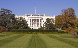 The White House in Washington DC Stock Photography