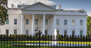 The White House. In Washington DC Stock Photography