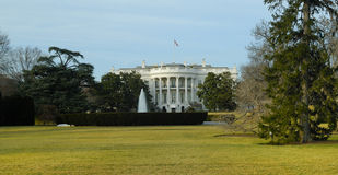 The White House in Washington, DC Royalty Free Stock Photography