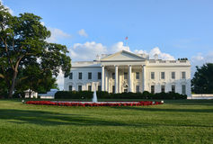 White house in Washington DC Royalty Free Stock Images