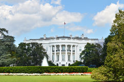 The White House - Washington DC, United States Stock Images