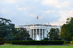 The White House - Washington DC, United States Royalty Free Stock Photos