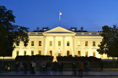 The White House - Washington DC, United States Stock Image