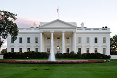 White House Royalty Free Stock Photos