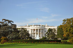 The White House, Washington DC Stock Image