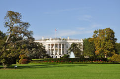 The White House, Washington DC Stock Photography