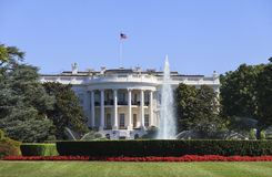 The White House , Washington DC, USA Stock Photography