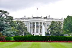 The White House in Washington DC, USA Royalty Free Stock Photos
